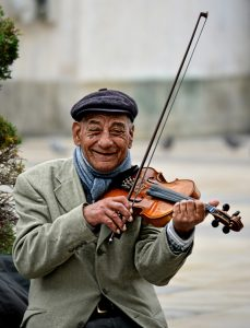 Student-violins