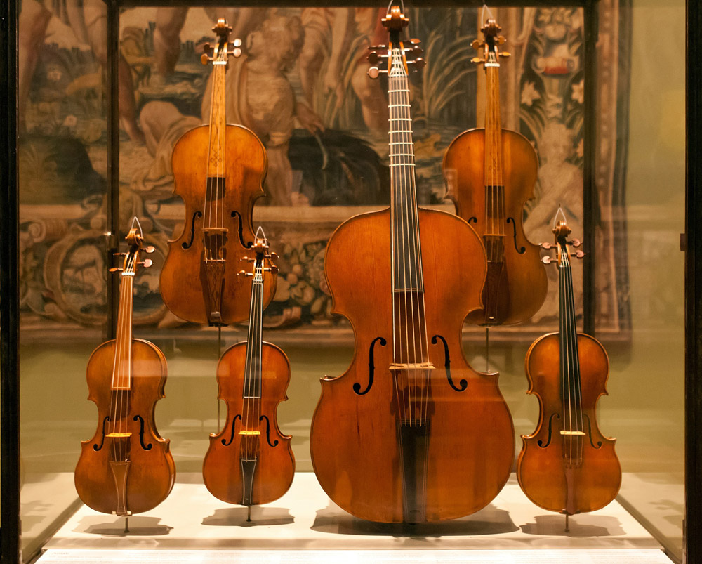 Violin advice valuations