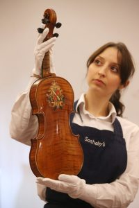 Violin valuations UK