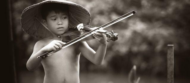 Intuitive Violins
